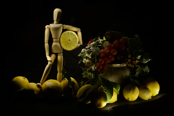 Lemons show di Pier Gatti photography