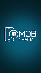 MOB Check - náhled