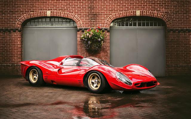 Ferrari P Tab Chrome Web Store - Sports cars 394