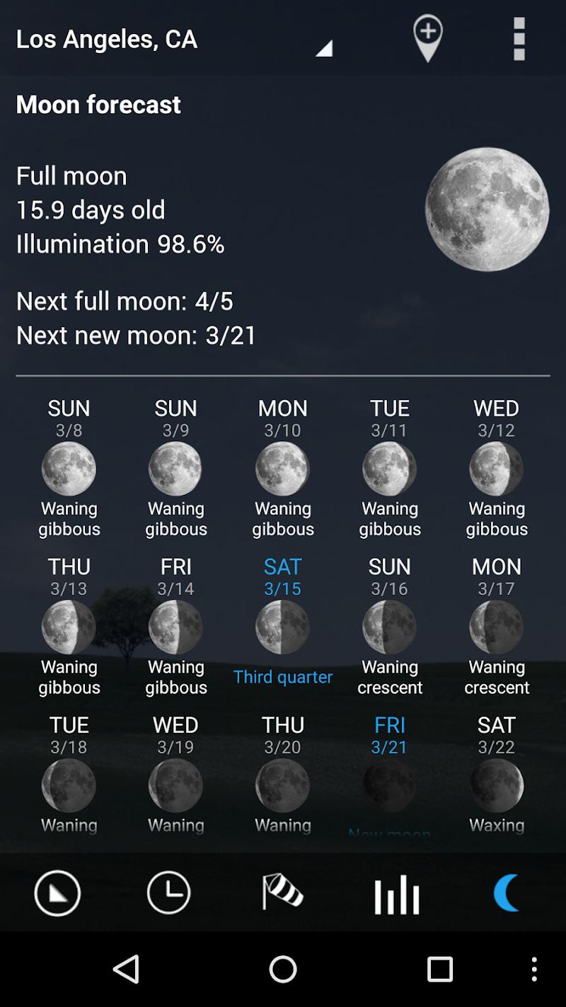 3D Flip Clock & Weather Pro Screenshot 15