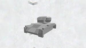 回転砲塔戦車(豆)