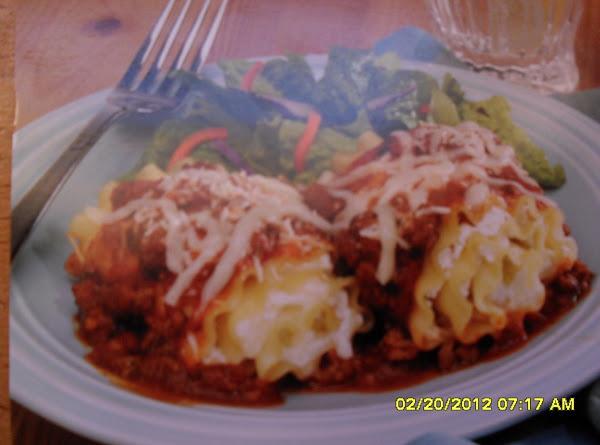 Classic Lasagna Rolls Recipe