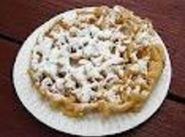 State Fair Funnel Cakes Recipe