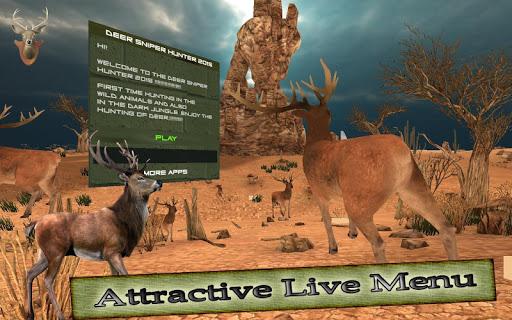 Deer Sniper Hunter 2015-FPS