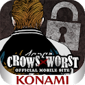 CROWS×WORST ロックアプリ icon
