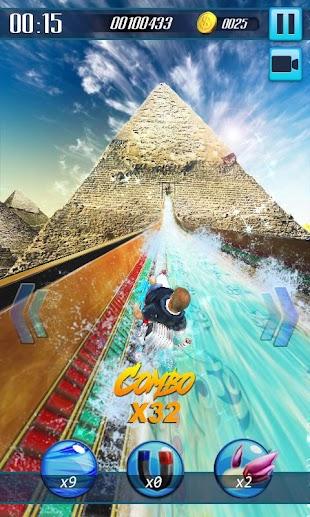 Water Slide 3D- screenshot thumbnail
