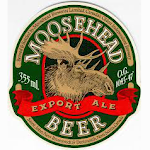 Logo of Moosehead Clancy's Amber Ale
