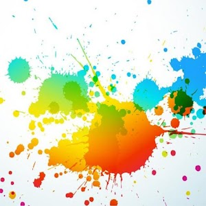 Paint Wallpapers paint splatter wallpapers - android apps on google play