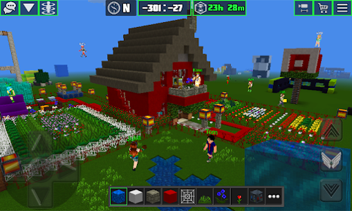 Multicraft with skins export to Minecraft Apk Latest Version Download For Android 2