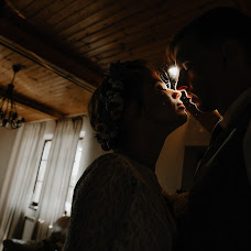 Wedding photographer Marfa Morozova (morozovaWED). Photo of 11.09.2018