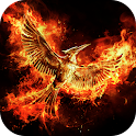 The Mockingjay App icon