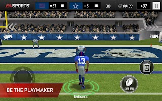 Screenshot of Madden NFL Mobile