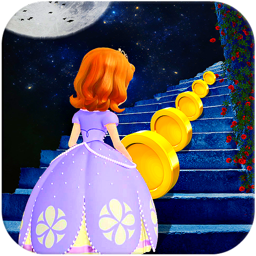 Sofia the Princess Royal Shimmer Magic Game