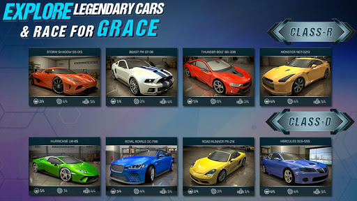 Racing Ferocity 3D: Endless 2.5.9 screenshots 8