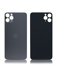 iPhone 11 Pro Max Back glass HQ Space Gray