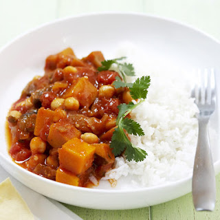 Butternut Squash and Eggplant Rogan Josh