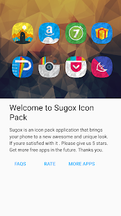 Sugox - Icon Pack Screenshot