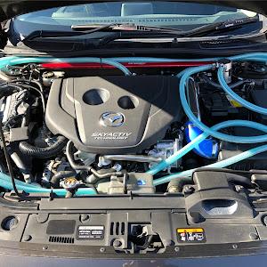 アクセラスポーツ(ハッチバック) BMLFS プロアクティブのエンジンのカスタム事例画像 【やさぐれ紳士】白兎さんの2019年01月19日20:15の投稿