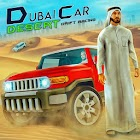 Dubai Car Desert Drift Racing icon