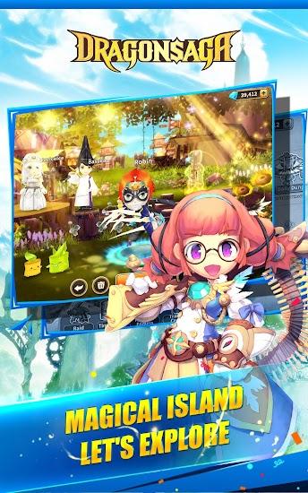 Hack Game DragonSaga