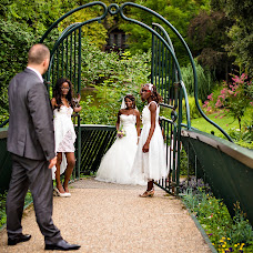 Wedding photographer Manuel Biabiany (touteuneimage). Photo of 16.10.2014
