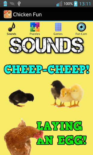 Chicken Games for Kids - Free