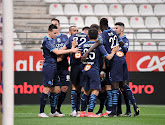Marseille s'impose, Wout Faes se troue
