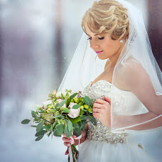 Wedding photographer Alena Siryatskaya (alenasiriatskaia). Photo of 03.01.2016