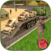 Ordnance Supply Army Cargo Sim