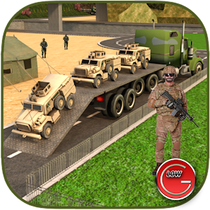 Ordnance Supply Army Cargo Sim for PC and MAC