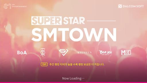 SuperStar SMTOWN 2.5.2 screenshots 7