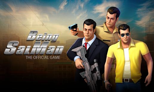 Being SalMan:The Official Game- screenshot thumbnail
