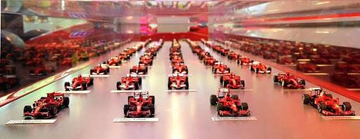 le musée Ferrari