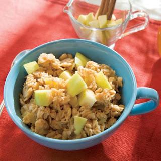 Golden Apple Cinnamon Oatmeal By Charlyn Fargo - August 6, 2012