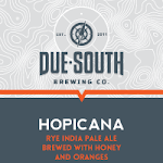 Due South Hopicana