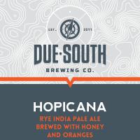 Logo of Due South Hopicana