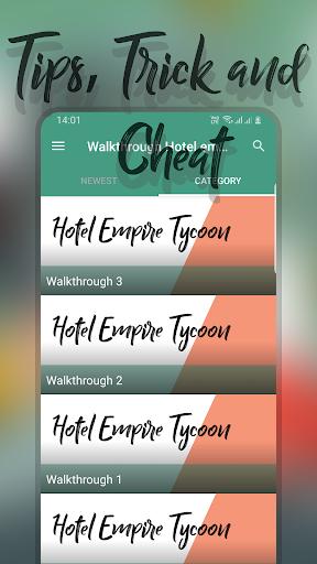New Guide Hotel Empire Tycoon 2.0.0 Mod screenshots 1