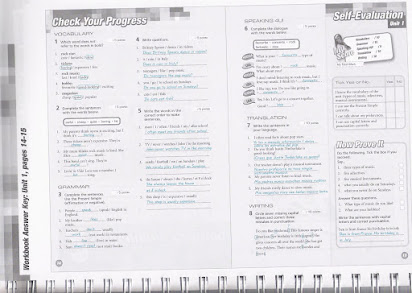 Realidades 3 Workbook Answers Key Pages 9