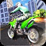 Moto Racer : City Highway Bike Traffic Rider Game Icon