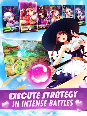 Cutie Riot - Anime Girls Clash 1.0.65 screenshot 833533
