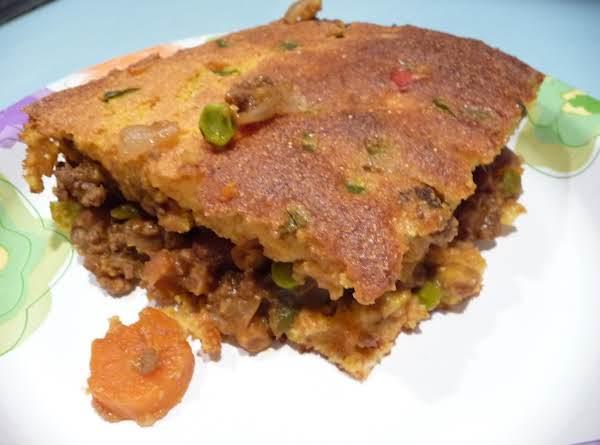 Cathy's Beef Tamale Casserole Recipe