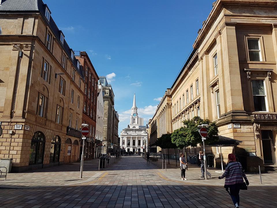 Glasgow, City, Urban, Scotland, Town, Old, Historic