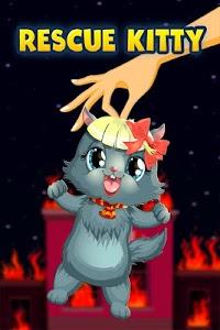 Rescue Kitty – Cat in Distress screenshot 0