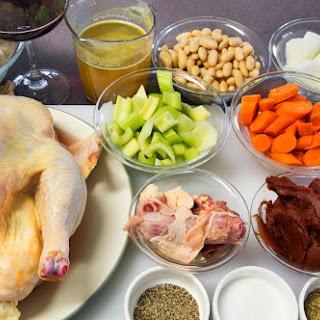 Chicken Merlot - Slow Cooker