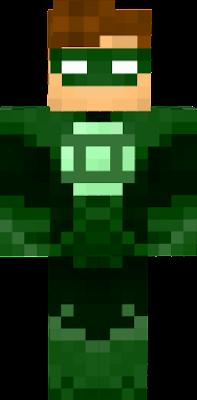 Green lantern light!
