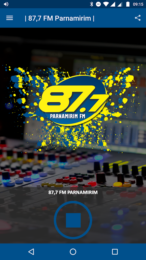 87,7 FM Parnamirim- screenshot