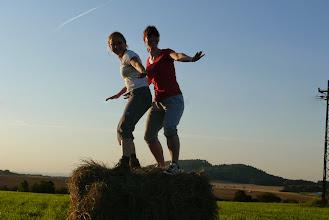 Photo: Katka a Míša