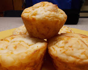 South African Cheese Scones