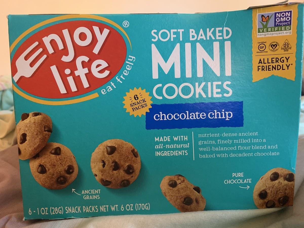 Soft Baked Minis, Chocolate Chip