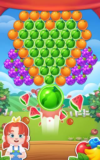 Bubble Blast: Fruit Splash painmod.com screenshots 23